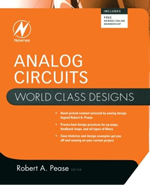 Analog Circuits: World Class Designs: Amazon.es: Pease, Robert A.: Libros en idiomas extranjeros