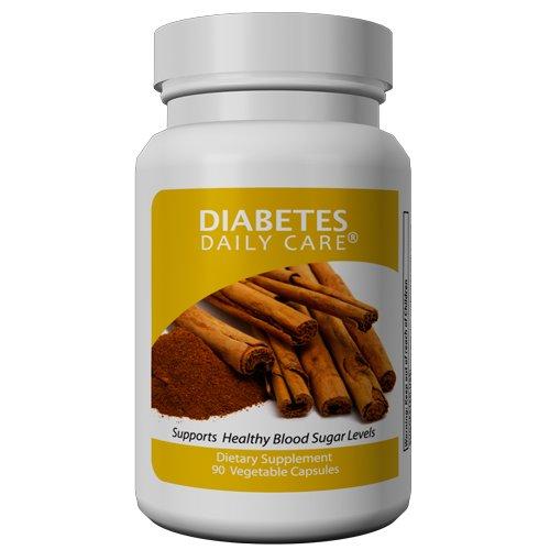 Diabetes Daily Care is unique, Cinnamon, Alpha Lipoic Acid, Vanadium, etc in a 100% vegetable capsule!