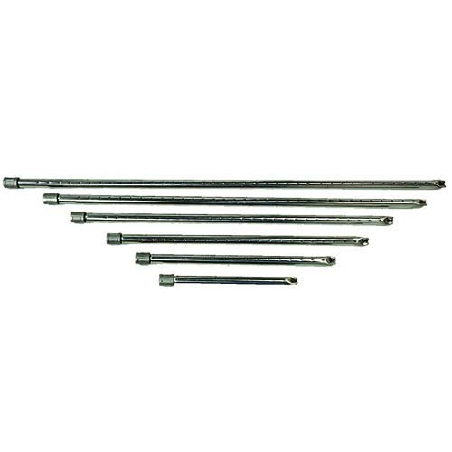 24'''' Stainless Steel Single Burner
