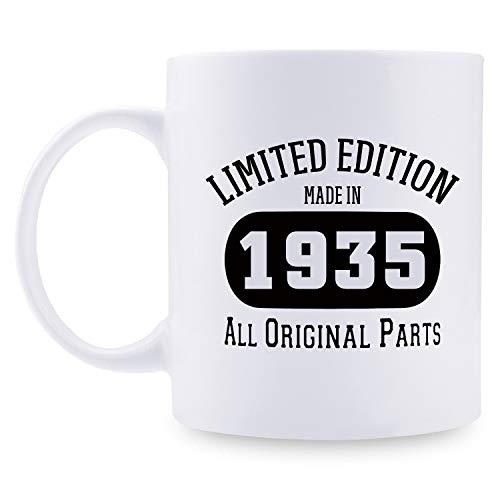 Limited Edition 1935 - Funny 85th Birthday Mug