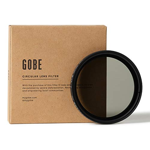 Gobe - Filtro para Objetivo Variable ND 58 mm (1Peak)