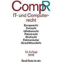 Computerrecht. Textausgabe mit Sachregister