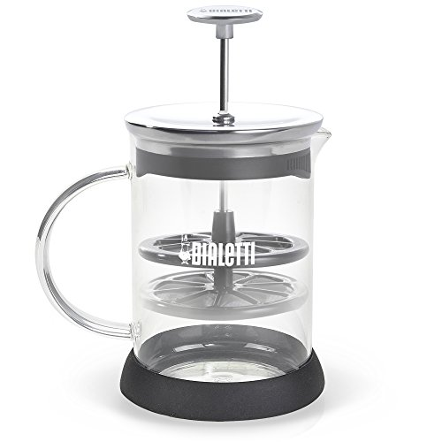 bialetti milk frother instructions