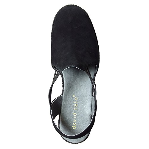 David Tate Womens Grand Black