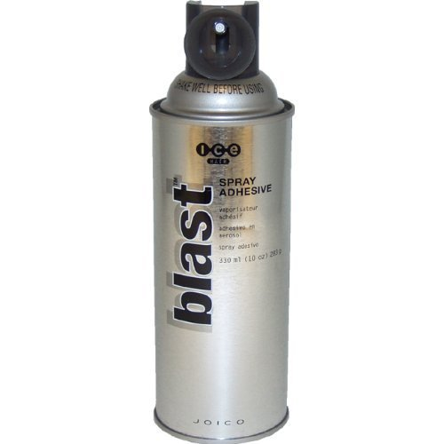 Blast Adhesive Spray (New Item JOICO JOICO ICE BLAST STYLING HAIR SPRAY 10.0 OZ JOICO ICE BLAST/JOICO SPRAY ADHESIVE 10.0 OZ (300 ML))