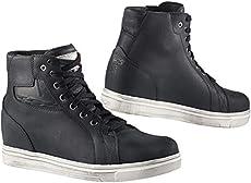 42be1645b19c TCX Ace Waterproof Women s Street Motorcycle Shoes - Black Eu 36   Us 4.5
