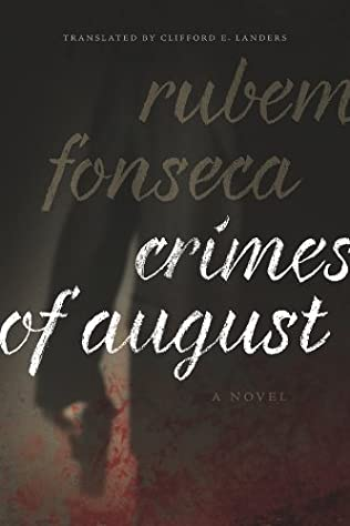 book cover of Crimes of August