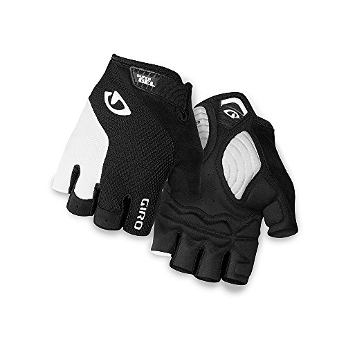 Giro Strade Dure SG Cycling Gloves White/Black Large