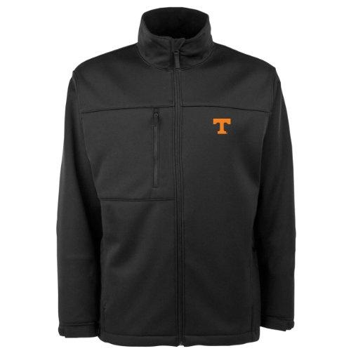 NCAA Men's Tennessee Volunteers Traverse Jacket (Black, XX-Large) Antigua Tennessee Volunteers Jacket