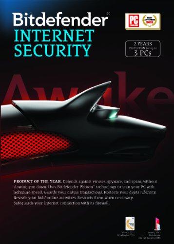Bitdefender Internet Security Value 3 PCs product image