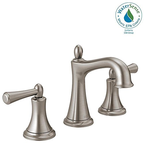 Delta Rila 8 in. Widespread 2-Handle Bathroom Faucet