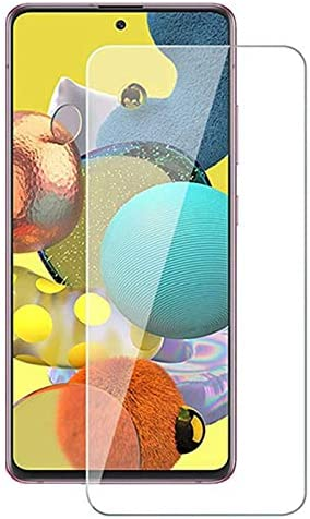 VIESUP for Galaxy A51/A51 5G Display Tempered Glass, 9H Hardness Anti Scratch Clear Display Protector Glass for Samsung Galaxy A51 5G [2 Pack]