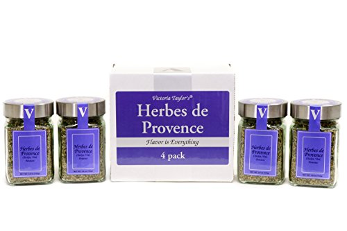 Herbes de Provence 4 Pack - 7 spices blended for maximum flavor.