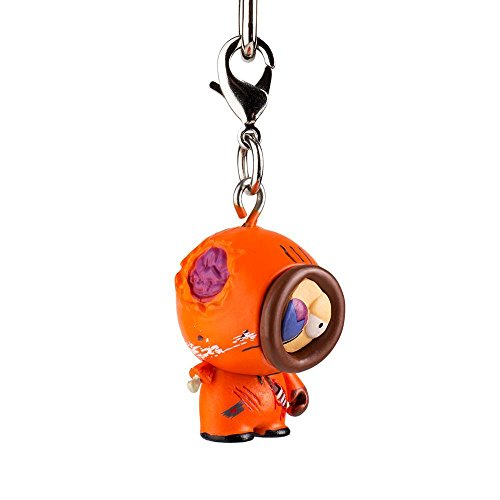 Dead Kenny - South Park Zipper Pull / Keychain Series 2 by Kidrobot Opened Blind Box