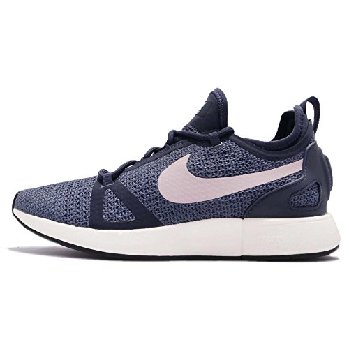 NIKE Womens Wmns Duel Racer, Diffused Blue/Particle Rose Diffused Blue/Particle Rose