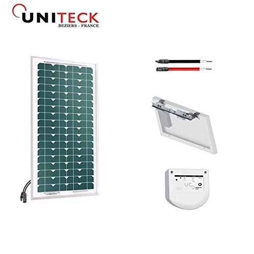 Kit solar 20W Spezial-Schuppen