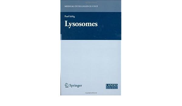 lysosomes saftig paul