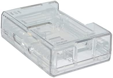Transparent 3B Motherboard Feicuan Protective Cover Case Vented Shell Box Enclosure ABS Plastic for Raspberry Pi 2B 2B