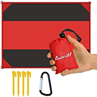 Ambielly Beach Blanket Waterproof Sand-Proof Outdoor...