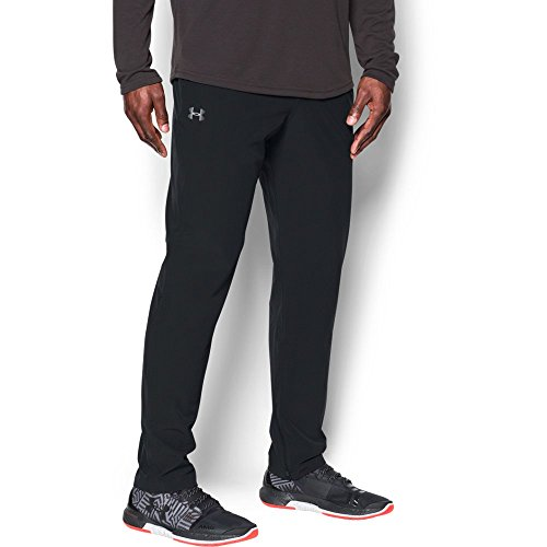 Under Armour Men's Storm Vortex Pants, Black/Black, X-Large