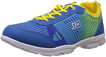 Force 10 (from Liberty) Men's Royal Blue Running Shoes - 7 UK