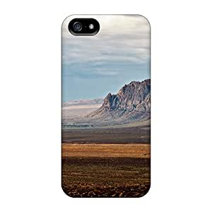 Hot Red Rock Canyon Nevada First Grade pc Phone Case For Iphone 5/5s Case Cover