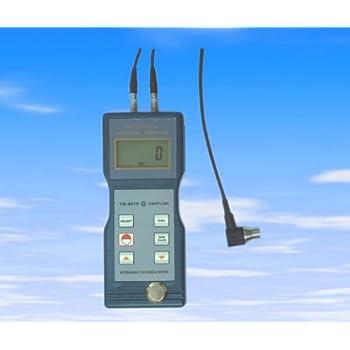 TM-8810 Digital Wall Ultrasonic Thickness Gauge 1.2-200mm TM8810