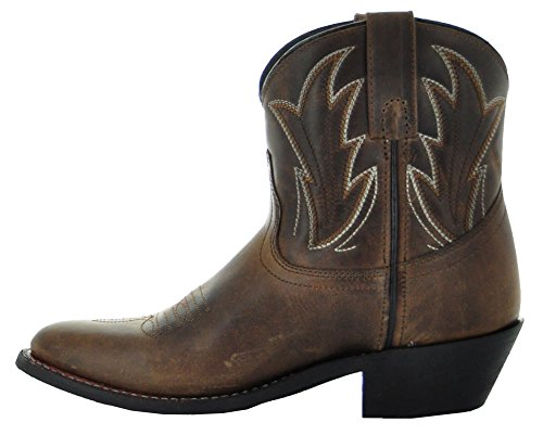 Brown Ankle Women's Soto Boots Janis by Boots Cowboy M3003 UxwH8qwta
