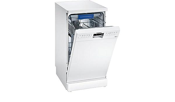 Siemens iQ300 SR236W01ME lavavajilla Independiente 10 cubiertos A+ ...