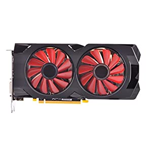 XFX RX-570P8DBD6 Radeon RX 570 RS Black Edition 1328MHz, 8gb 256bit GDDR5, DX12 VR Ready, Dual BIOS, 3xDP HDMI DVI, AMD…