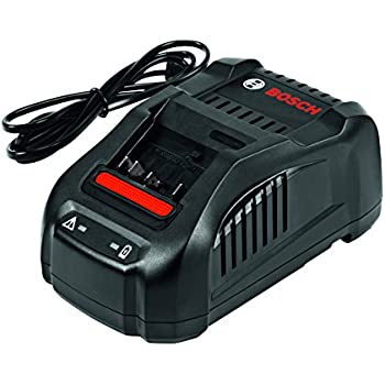 Bosch BC660 18-volt Lithium-Ion Battery Charger - Cordless ...