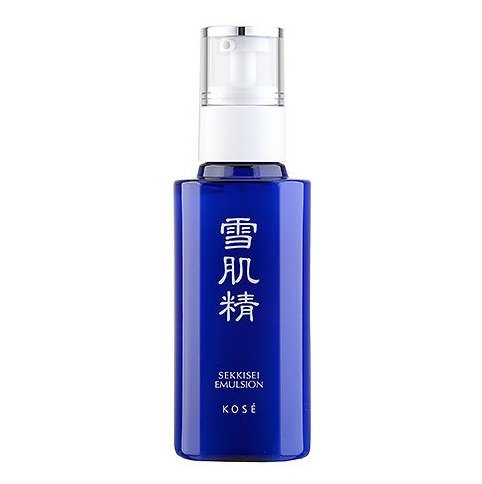 Kose Sekkisei Emulsion 4.7oz,140ml Skin Care Deep Whitening Moisturizer (Cream Whitening Sekkisei)