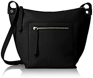 upc 809702957762 product image for ECCO Sculptured Crossbody, Black   barcodespider.com