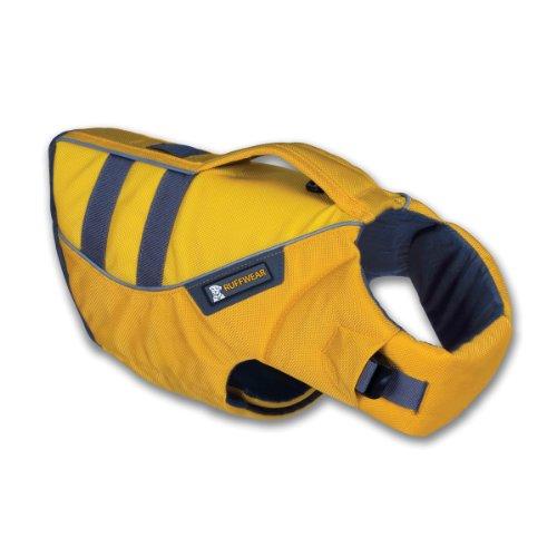Ruffwear 45101-755S2 K9 Float Coat Schwimmweste für Hunde, XXS, gelb