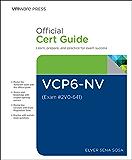 VCP6-NV Official Cert Guide (Exam #2V0-641) (VMware Press Certification)