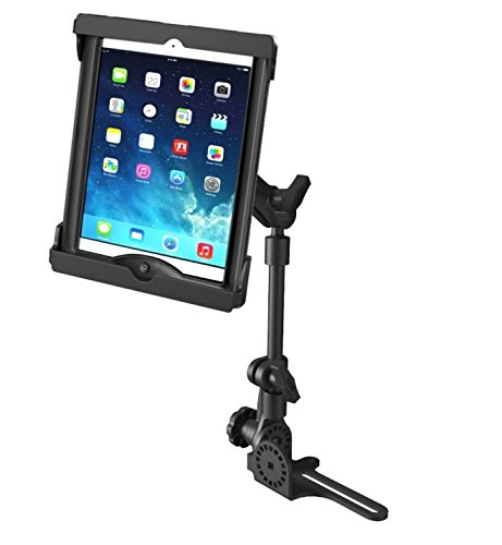 No-Drill RAM POD HD Car Suv Truck Mount Holder Kit fits Apple iPad Air 1 & 2 by RAM