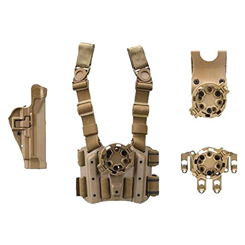 Blackhawk 4305USACT-L Military Serpa Holster Combo Kit for Beretta 92/96/M9/M9A1 by BLACKHAWK!