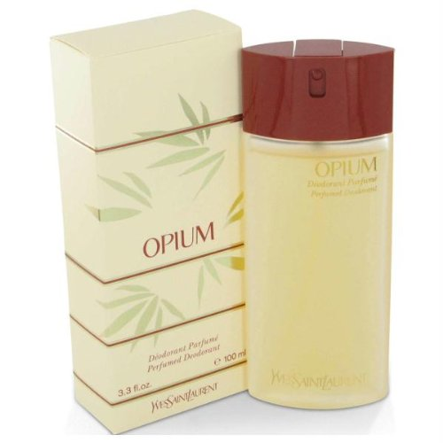 OPIUM by Yves Saint Laurent Deodorant Spray 3.3 oz