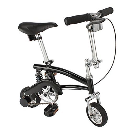 Ringling Brothers Mini Clown Bike with Clown Horn. (Mini Folding Bike)