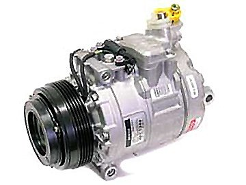 Amazon com: BMW e38 e39 (97-01) a/c AC Compressor oem Denso