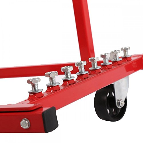 Engine Cradle Stand 1000lb Chevrolet Chevy Chrysler With Dolly Wheels EC10 by Alitop (Image #5)
