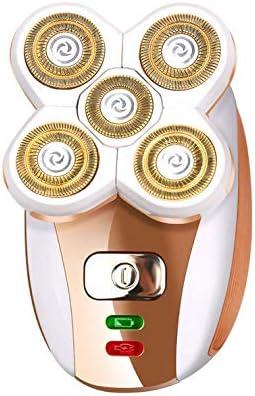 Removedor de vello facial para mujeres - Mini afeitadora eléctrica ...