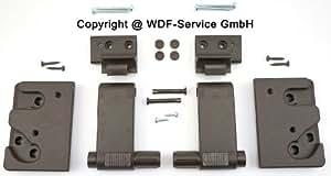 WDF - Piezas de repuesto para ventanas Braas Atelier (AF`86/BA)