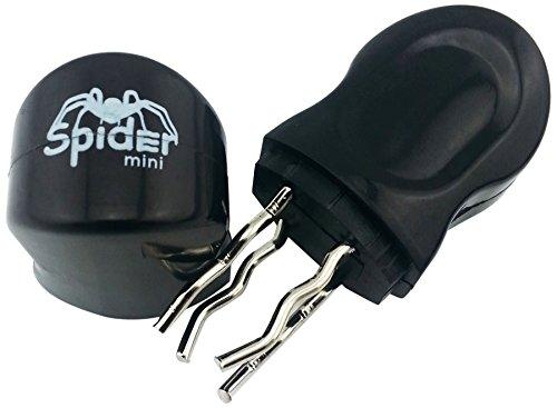 Insta Golf Spider Mini Divot Tool, Black