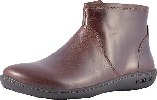 Birkenstock New Women's Bennington Bootie Espresso Leather 39 R