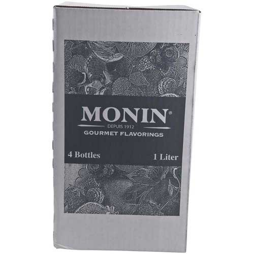 Monin Coconut Fruit Puree, 1 Liter - 4 per case. by Monin (Image #3)