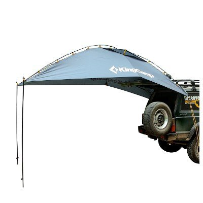 KingCamp COMPASS Awning Sun Shelter Auto Canopy Camper Trailer Tent Roof Top for Beach, SUV, MPV, Hatchback, Minivan, Sedan, Camping, Outdoor, Anti-uv Tents, Waterproof, Portable from Kingcamp