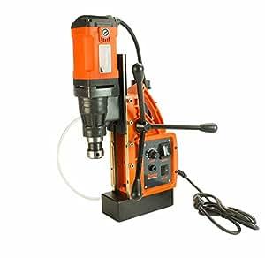 """Cayken SCY-42HD 1.65"""" Magnetic Drill Press with 1700W Variable Speed Motor Weldon Shank"""