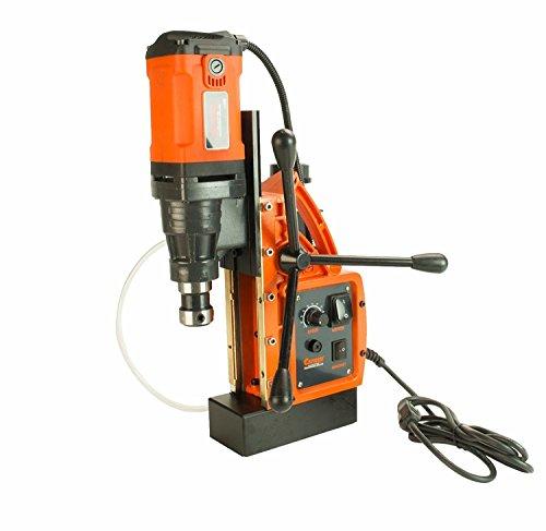 Cayken SCY-42HD 1.65'' Magnetic Drill Press with 1700W Variable Speed Motor Weldon Shank by CAYKEN