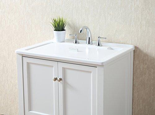 Stufurhome GM-Y01W 30.5-Inch Pure White Single Laundry Sink by Stufurhome (Image #15)